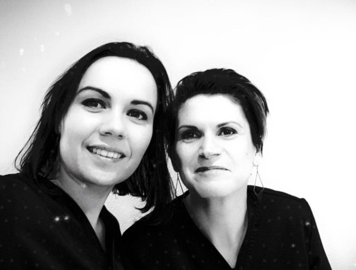 Mélanie et Anne